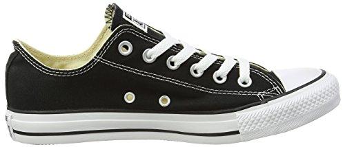 Converse Chuck Taylor All Star - Zapatillas de tela, unisex negro