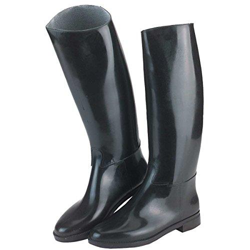 BUSSE Reitstiefel ITALIA, Schuhgrösse 34, schwarz