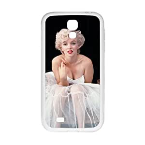 QQQO White Dress Women Hot Seller Stylish Hard Case For Samsung Galaxy S4 hjbrhga1544