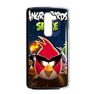 Angry Birds LG G2 Cell Phone Case Black SA9703450