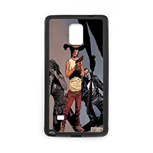 Personalized DIY The Walking Dead Custom Cover Case For Samsung Galaxy Note 4 N9100 F8Z292636