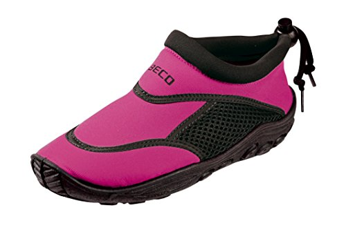 Pink und Surf Kinder Badeschuhe Beco E7wIn5qwx