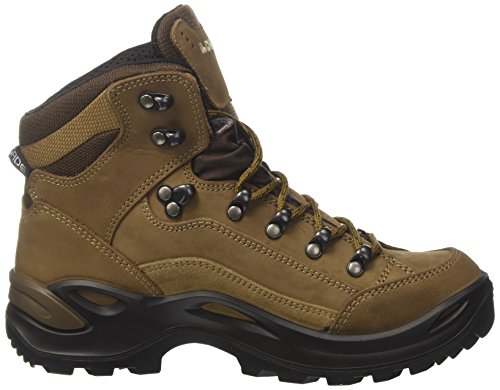 Chaussures Lowa Ws De Renegade Beige Gtx Mid Pour sepia taupe Montagne Femme WIqIrO