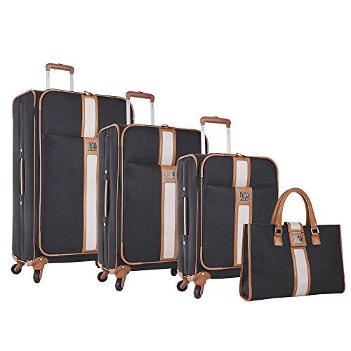 diane-von-furstenberg-retro-4-piece-luggage-set-black-tan
