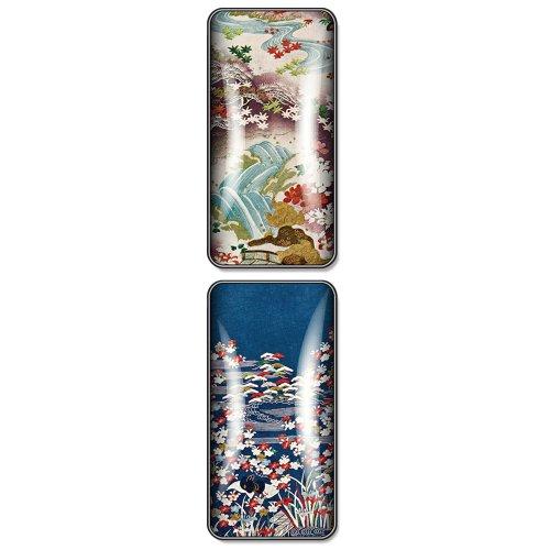 Clicks Magnets (iPop Kimono Rectangle Clicks Magnets, 2-Pack)