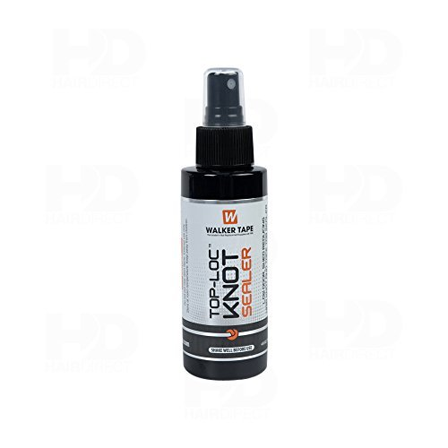 (Top-Loc Knot Sealer - 4oz Spray - Wig, Toupee, Lace Hairpiece, Hair System .)