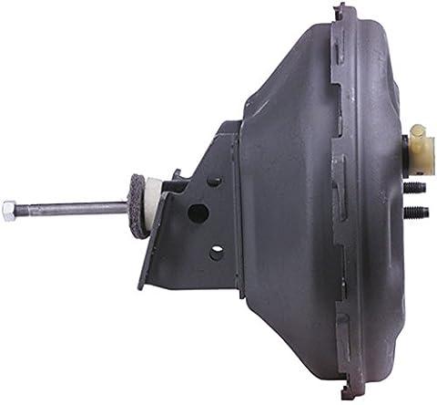 Cardone 54-71106 Remanufactured Power Brake Booster - Chrome Power Brake Booster