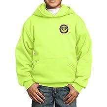 Buy Cool Shirts Kids Yoga Hoodie Buddha Eyes Patch (Pocket Print) Youth Hoody