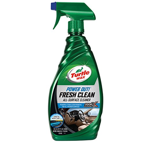 TURTLEWAX 50769 Power Out Fresh Clean All-Surface Cleaner, 23. Fluid_Ounces,