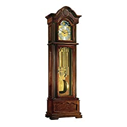 Hermle Temple Walnut Floor Clock