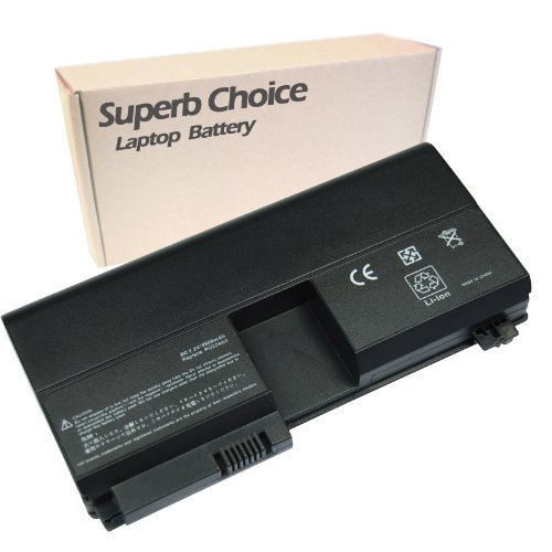 (Superb Choice 8-Cell Battery Compatible with HP Compaq Pavilion tx1000 tx2000 Series TouchSmart tx2 Series)