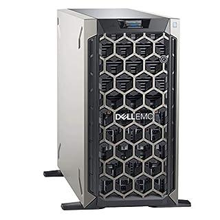 Dell PowerEdge T340 Tower Server, Windows 2016 Standard OS, Intel Xeon E-2124 Quad-Core 3.3GHz 8MB, 32GB DDR4 RAM, 8TB Storage, RAID, Single PSU