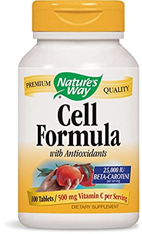 Cell Formula w/ Antioxidants (formerly Antioxidant Formula), 100