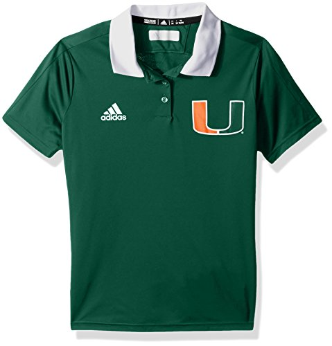 adidas NCAA Sideline Womens Polo