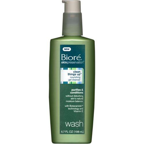Biore Clean Things Nourishing Cleanser 6 7