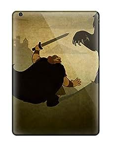 New Brave 29 Tpu Case Cover Anti Scratch Phone Case For Ipad Air