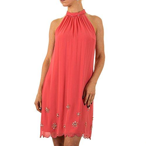 Vera Mont Chiffon Cocktail Kleid Für Damen bei ItalDesign Coral ...