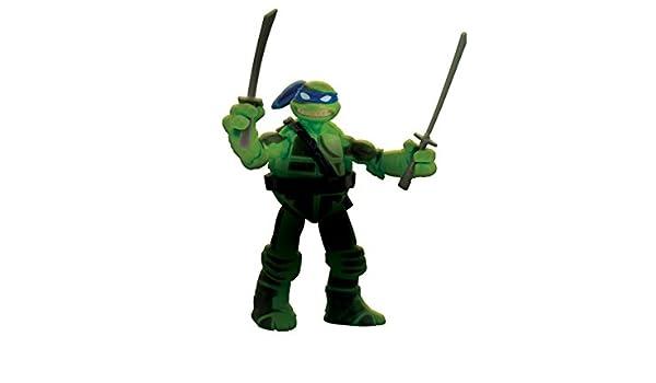 Figura de acción Leo de Las Tortugas Ninja de Teenage Mutant ...