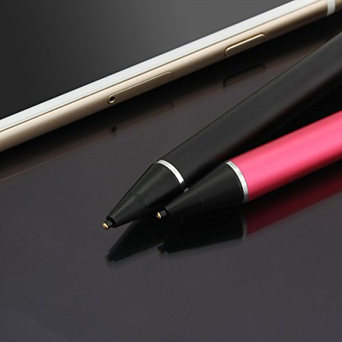 Stylus Pens for Touch Screens, Zspeed iPad Pen Fine Tip Stylus for iPhone, iPad, Laptop (Black) by Zspeed (Image #5)