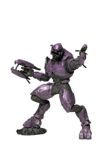 McFarlane Toys Halo Wars 2009 Heroic Collection Squad 4