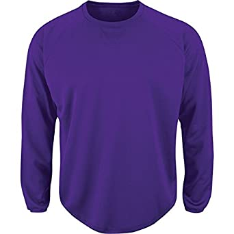 Amazon.com: Majestic Men's Premier Home Plate Tech Fleece Pullover ...