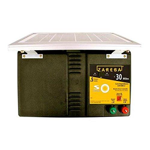 Zareba 30 Mile Solar Electric Fence Energizer