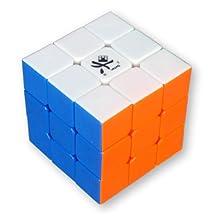 Dayan GuHong 3x3 Speed Cube 6-Color Stickerless
