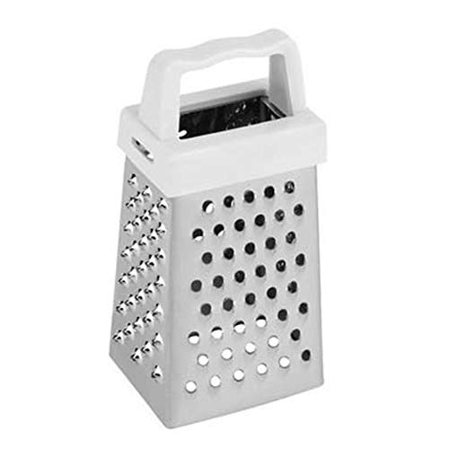 GothYor Youngle Mini Grater Handy Camping Nutmeg Lemon Cheese Stainless Steel ()