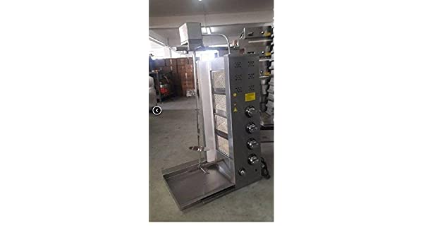 Automatic Rotary profesional 4 quemador Big tamaño Spinning ...
