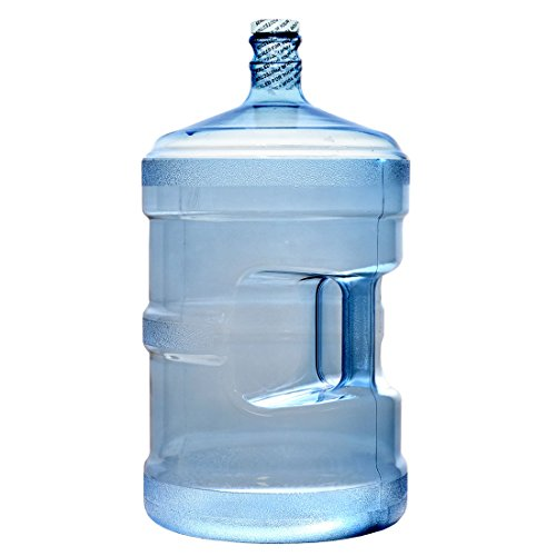 5 gallon water jug with handle - 5