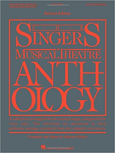 The Singer's Musical Theatre Anthology - Volume 1: Baritone/Bass Book Only: 001 (Singer's Musical Theatre Anthology (Songbooks))