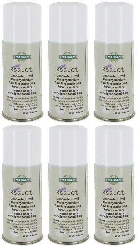 Pet Safe SssCat Refill 27oz (6 x 4.5oz) - 4.5 Ounce Ssscat Refill Shopping Results