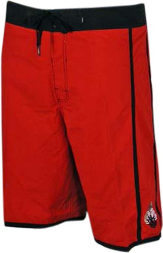 Element Boardshorts - Element Hippocampus Boardshorts - Red - 31