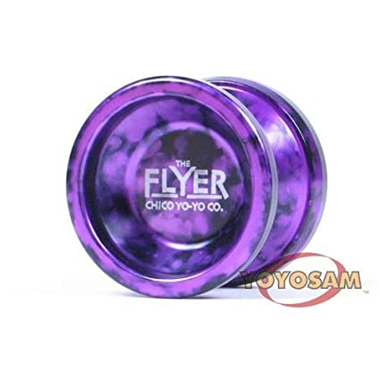 Amazon.com: Chico Yoyó Company – Flyer aluminio yoyo-purple ...