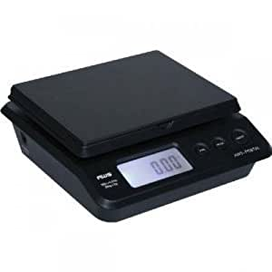 Hot New American Weigh Scales Table Top Postal Scale, Black