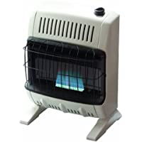 Mr. Heater 10,000 BTU Propane Blue Flame Vent Free Heater #VF10KBLUELP
