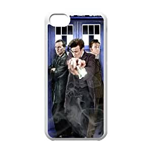 Doctor Who iPhone 5c Cell Phone Case White Special gift FG814959