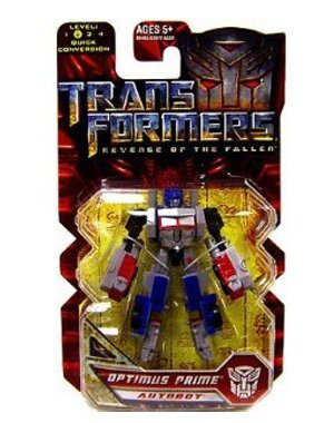- Transformers 2: Revenge of the Fallen Movie Hasbro Legends Mini Action Figure Optimus Prime