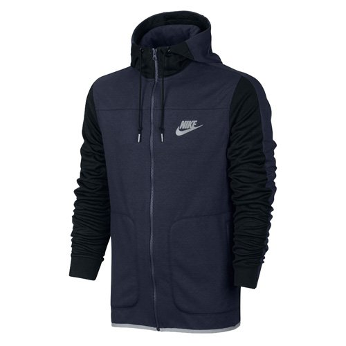Homme Pour Av15 Mainapps Nike M Veste Nsw Hoodie Flc Fz xyqwE018zw