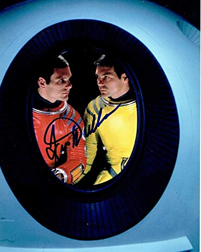KEIR DULLEA - 2001: A Space Odyssey AUTOGRAPH Signed 8x10 Photo from TopPix Autographs
