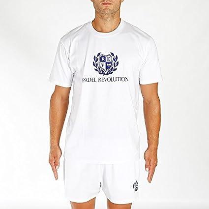 PADEL REVOLUTION - Camiseta Man Classic Edition B, Color ...