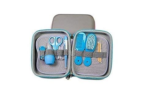 Neceser aseo para tu bebé ❤ bolso de aseo bebe de mano o de viaje ❤ Para llevar las cositas del bebé en todo momento ❤ set aseo bebé ❤: Amazon.es: Bebé