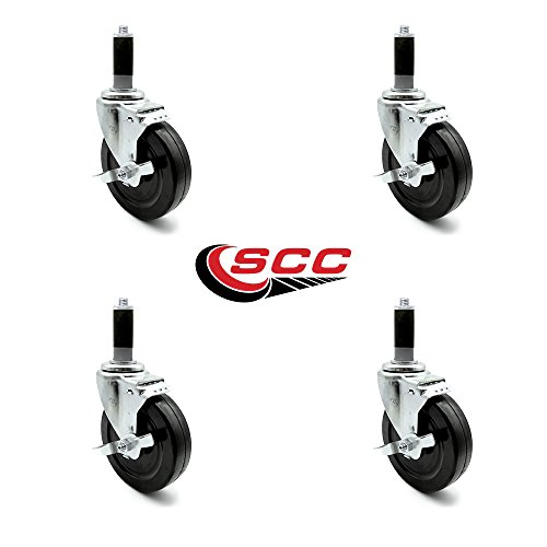 Scaffold Caster Wheels for sale   Only 4 left at -70%