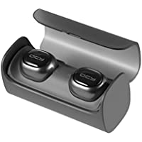 Elepawl Wireless Earbuds, Bluetooth Earphone Dual V4.1 Cordless Sweat Proof Headphones with Charging Case Built-in Mic in-ear Headset for Iphone 7/6s/6/5s/5, Andriod Smart Phone, Tablet