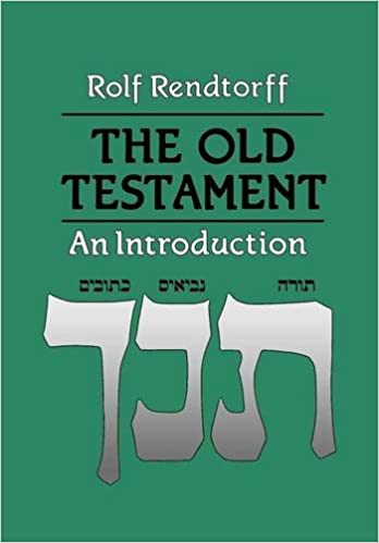 Book The Old Testament: An Introduction