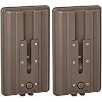 (2) CUDDEBACK Game Trail Hunting Camera C & E Series Battery Power Booster Packs