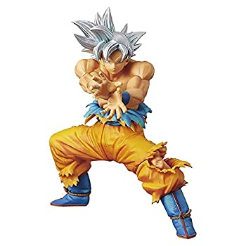 Banpresto Dragon Ball DXF The Super Warriors Special Goku Ultra Instinct Action Figure