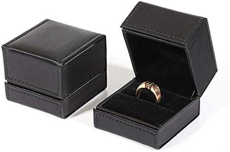 Joyero Caja Anillo de la joyería, caja de la joyería, caja de ...