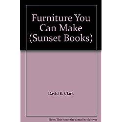 "Furniture You Can Make"" (Sunset Books)"