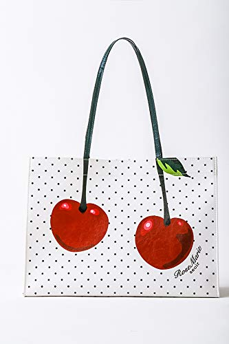 RoseMarie seoir Cherry Shopper Bag Book 画像 B